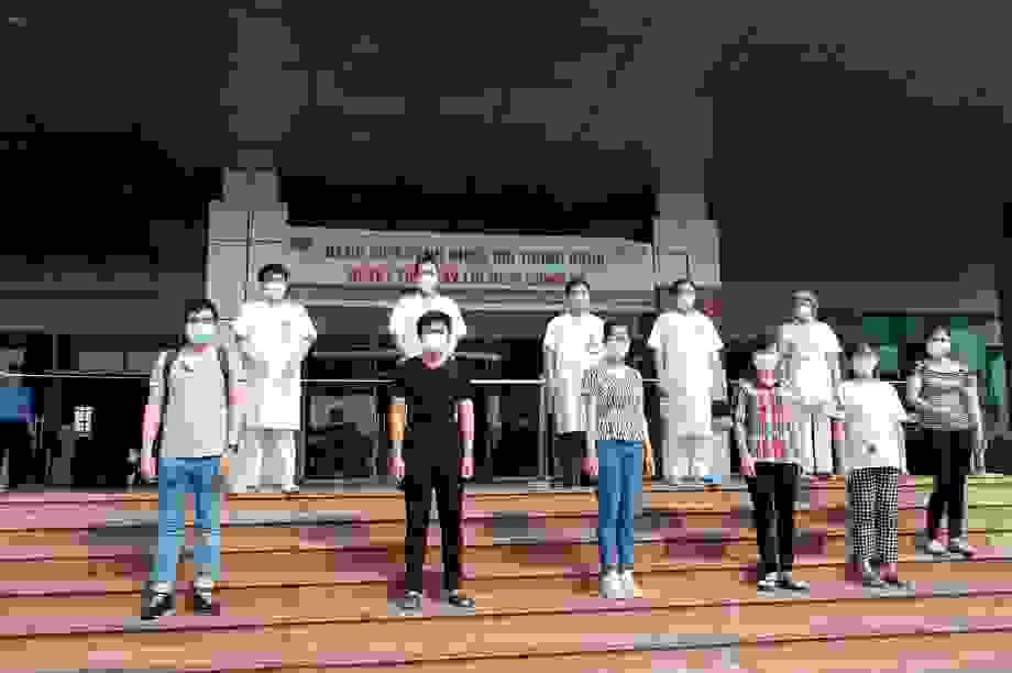 Thêm 8 bệnh nhân khỏi bệnh, Việt Nam chỉ còn 39 ca Covid-19 đang điều trị