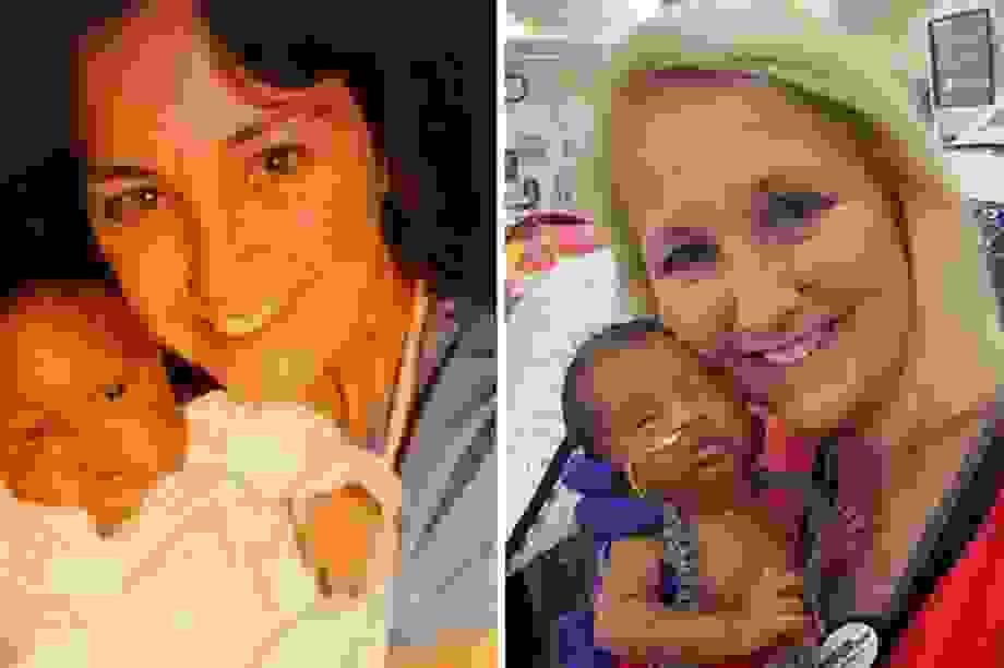 Hy hữu y tá chăm sóc cả cha và con chào đời cách nhau 30 năm