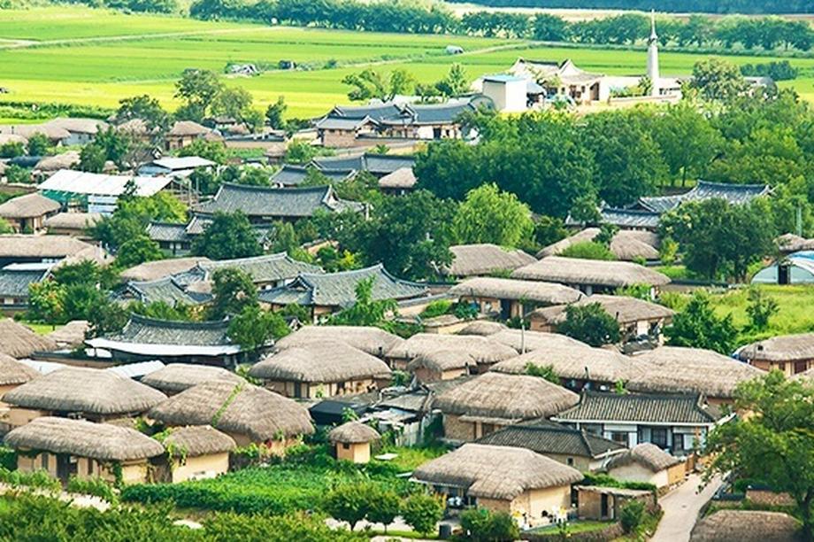 Khám phá làng cổ 600 tuổi ở Hàn Quốc, nơi chỉ toàn quý tộc sinh sống