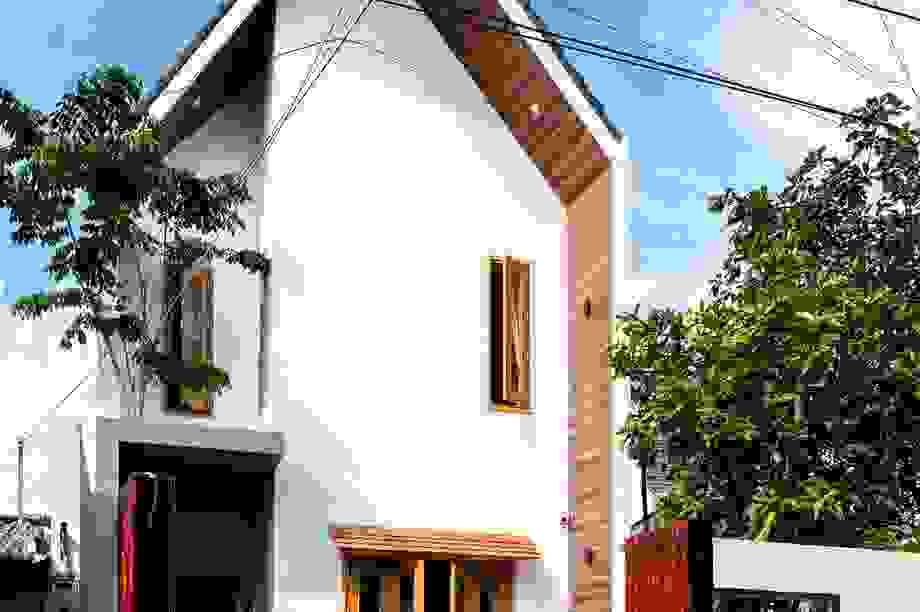 Độc đáo ngôi nhà cha xây tặng con gái đầu lòng ở Bình Dương