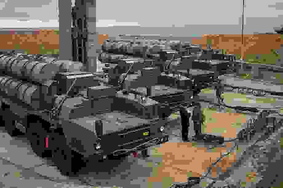 Bất chấp Mỹ phản đối, Thổ Nhĩ Kỳ vẫn đàm phán mua thêm S-400 của Nga