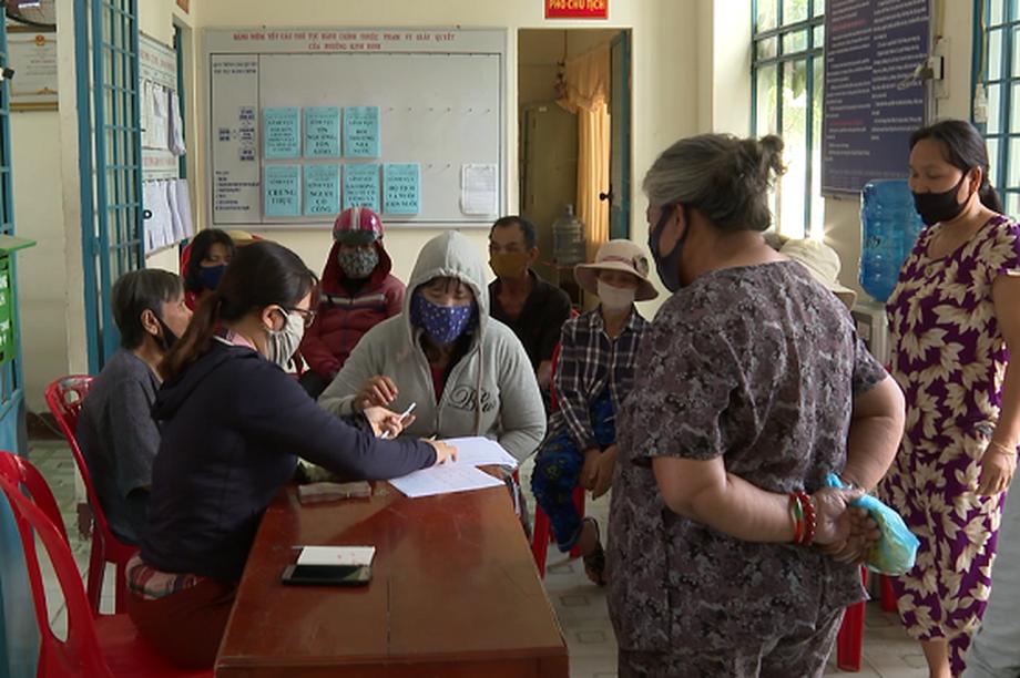Ninh Thuận: Hỗ trợ gần xong 3 nhóm người dân được hưởng gói 62.000 tỷ đồng