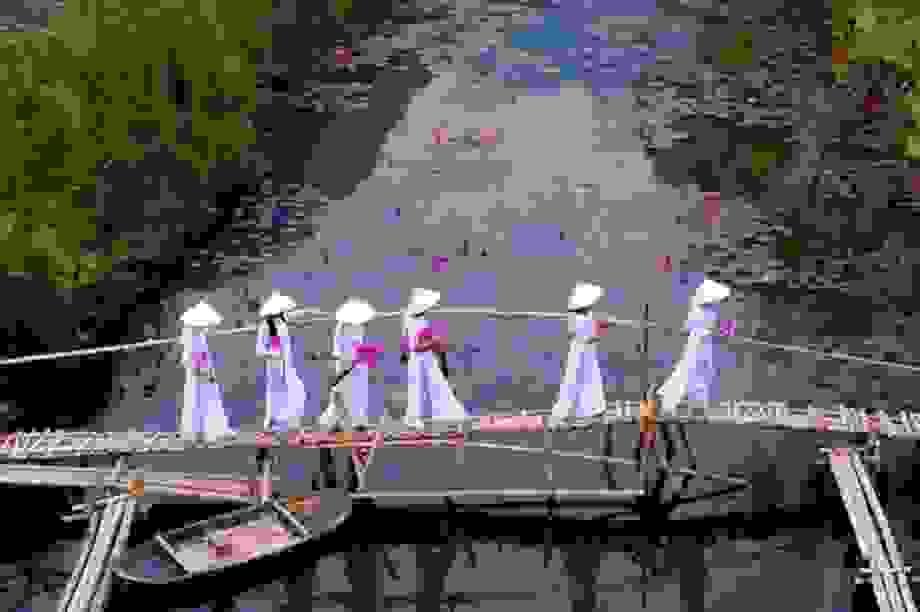 Ảnh Suối Yến của Việt Nam đạt giải nhất cuộc thi Nhiếp ảnh mùa xuân 2020