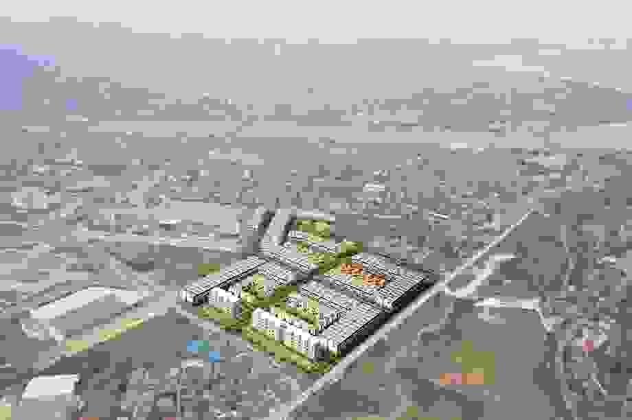 Dự án Hòa Bình New City điểm sáng từ vị trí đắt giá