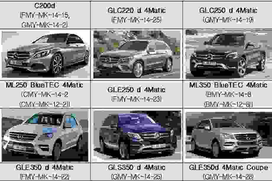 Mercedes-Benz, Nissan và Porsche bị khởi tố hình sự tại Hàn Quốc