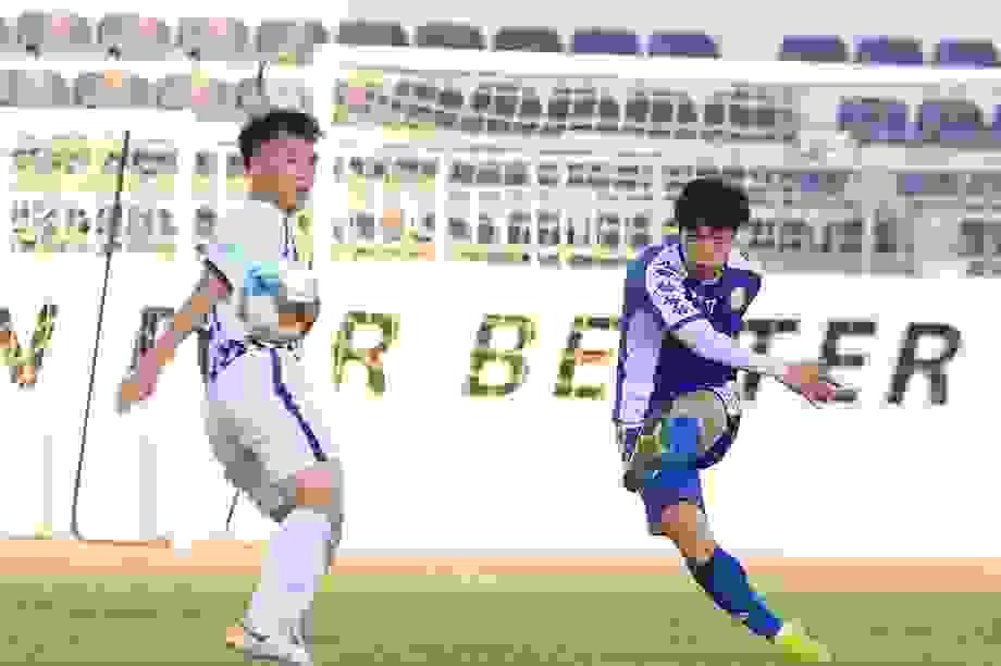 Công Phượng nhạt nhòa, CLB TPHCM thua Bà Rịa Vũng Tàu trong trận đấu tập