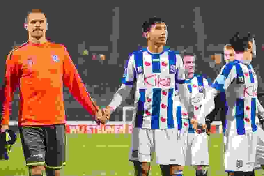 Heerenveen đề nghị để Văn Hậu ở lại Hà Lan thêm 1 năm