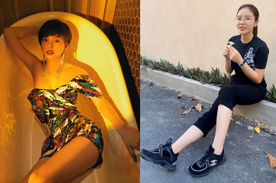 Phong cách đối lập của Hoa hậu Trần Tiểu Vy và Kỳ Duyên