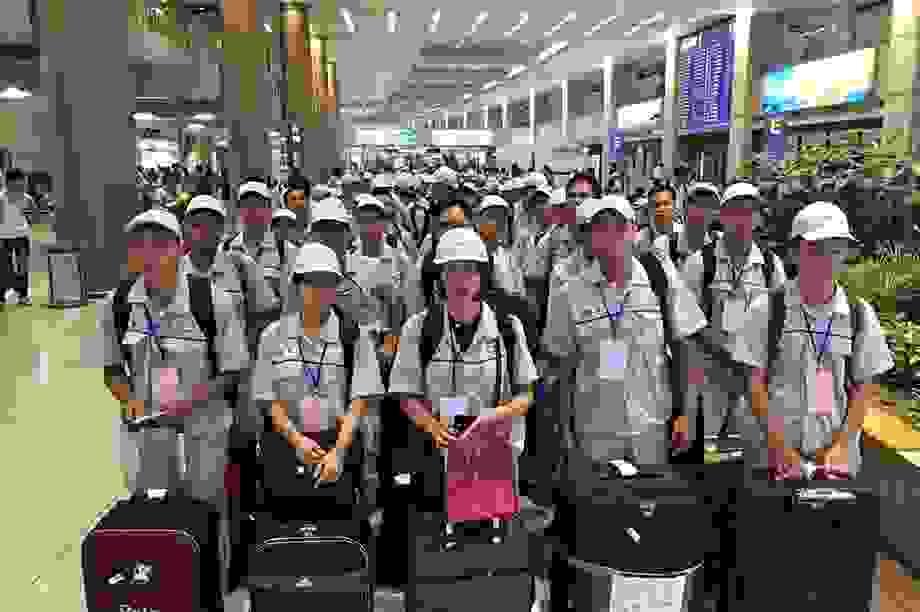 Lao động Việt Nam trở lại Hàn Quốc phải có địa điểm tự cách ly