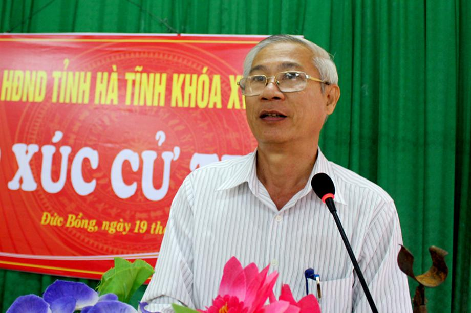 Hà Tĩnh có tân Chủ tịch Hội Khuyến học tỉnh
