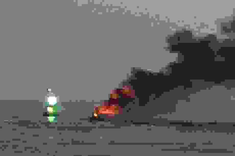19 thủy thủ thiệt mạng trong vụ tên lửa Iran bắn nhầm tàu đồng đội
