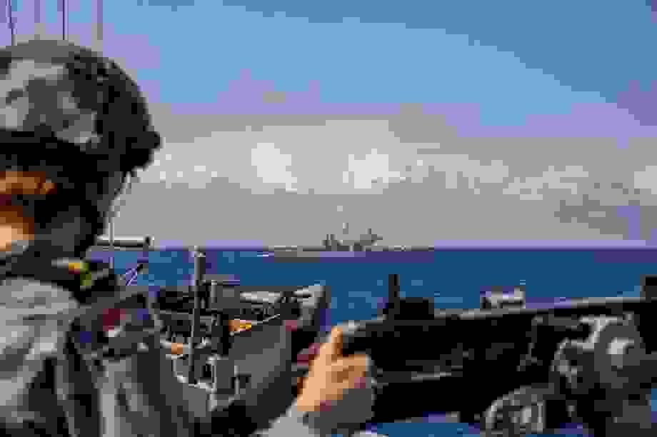 Mỹ đẩy mạnh hoạt động quân sự tại các vùng biển thách thức Trung Quốc