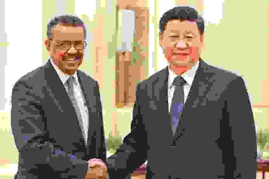 WHO bác cáo buộc Trung Quốc gây ảnh hưởng về Covid-19