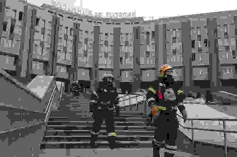 Máy thở bốc cháy vì quá tải tại bệnh viện Nga, 5 bệnh nhân tử vong