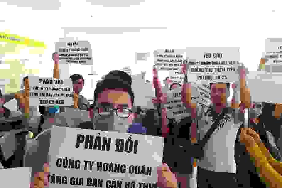 """Khánh Hòa """"bác"""" 2 phương án Hoàng Quân """"ép"""" hàng trăm cư dân thuê nhà"""