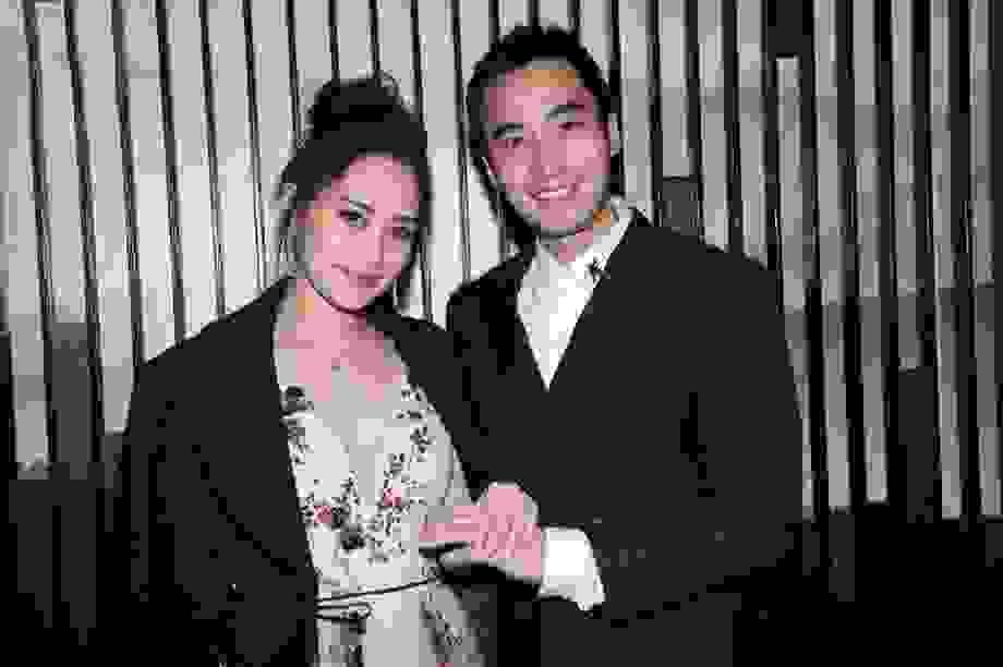 """Chung Hân Đồng nhắc nhở chồng cũ giữ """"bí mật"""" sau ly hôn"""