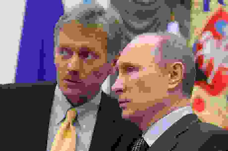 Người phát ngôn của Tổng thống Putin mắc Covid-19