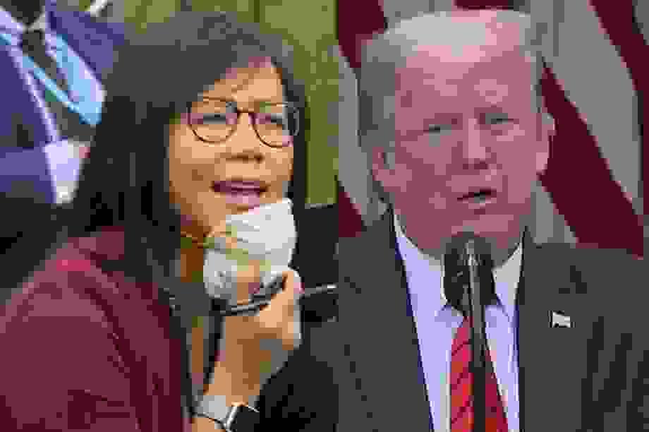 """Ông Trump """"mắng"""" phóng viên: Hãy hỏi Trung Quốc về dịch Covid-19"""