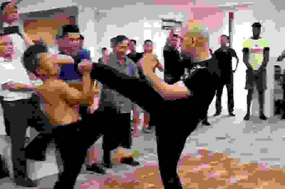 Điểm lại những lần võ sư Flores sang giao đấu ở Việt Nam
