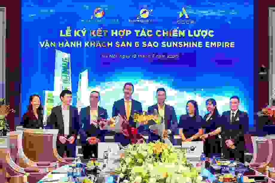 Tập đoàn Quản lý Khách sạn Accor chính thức vận hành và quản lý khách sạn siêu sang Sunshine Empire