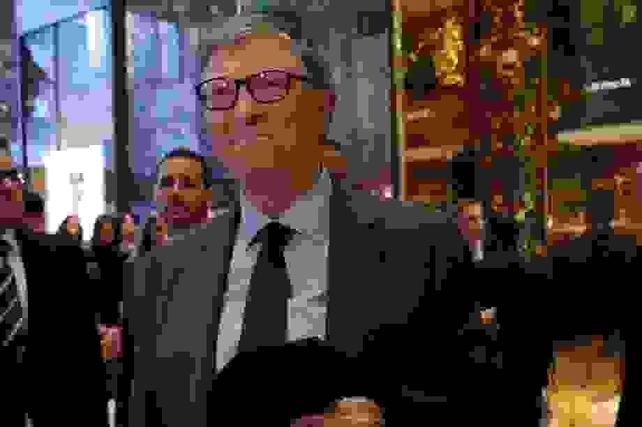 Tỷ phú Bill Gates từng cảnh báo ông Trump về đại dịch từ năm 2016
