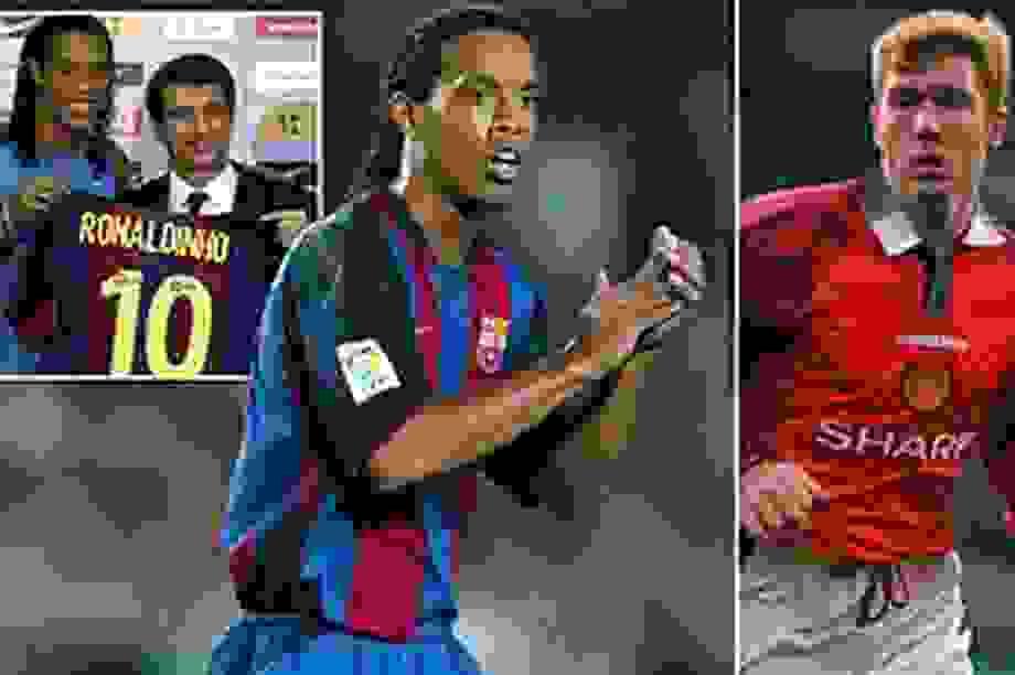 """Paul Scholes tiết lộ vụ Ronaldinho """"lật kèo"""" với Man Utd"""
