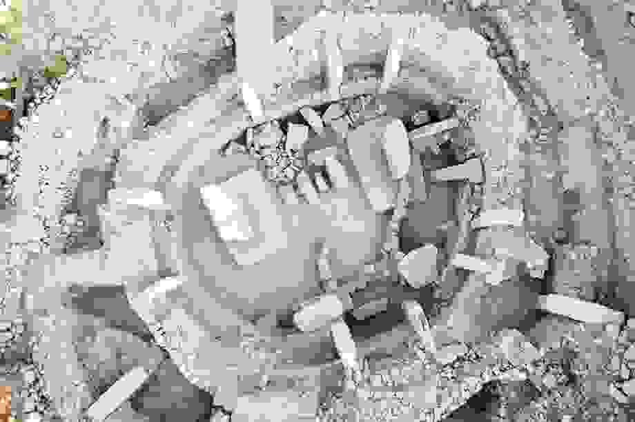 Phát hiện ngôi đền cổ sớm nhất trong lịch sử loài người