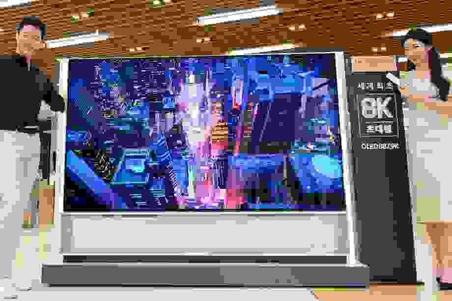 TV 8K mới ồ ạt về Việt Nam, cuộc chơi không còn của riêng Samsung, LG