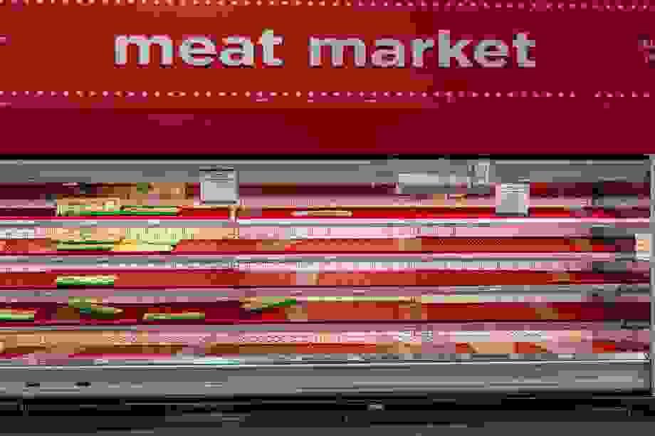 Mỹ thiếu thịt trầm trọng nhưng vẫn tăng cường xuất khẩu sang Trung Quốc