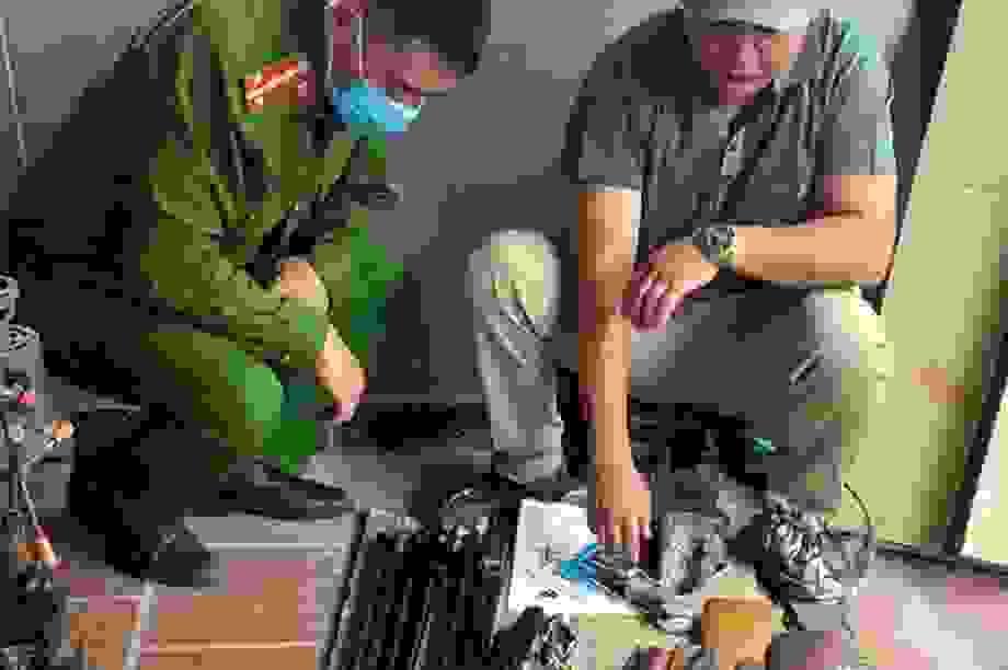 Hà Nội: Chán bắn chim, dùng súng hơi bắn người từ tầng cao chung cư!