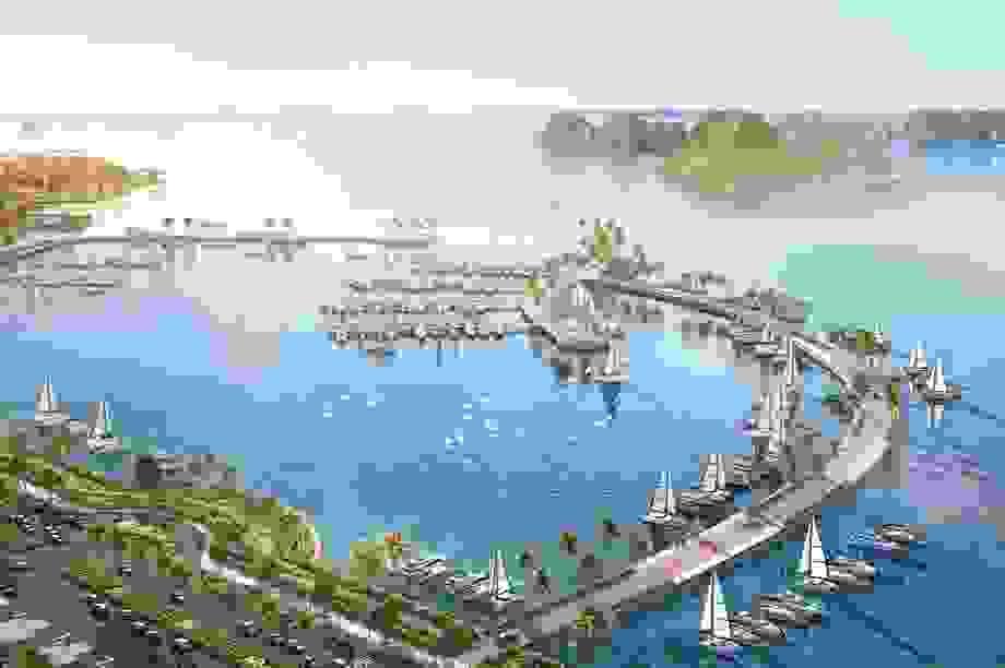 Bất động sản Quảng Ninh 2020 - Nhà đầu tư gọi tên Cẩm Phả