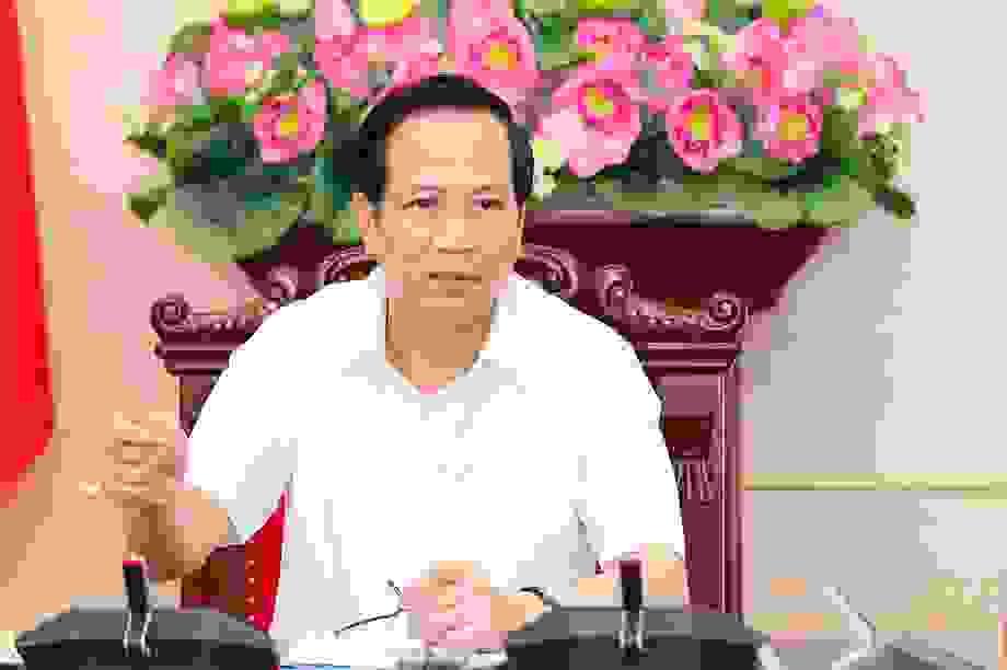 """Bộ trưởng Đào Ngọc Dung: """"Xử lý nghiêm việc trục lợi từ gói 62.000 tỷ đồng"""""""