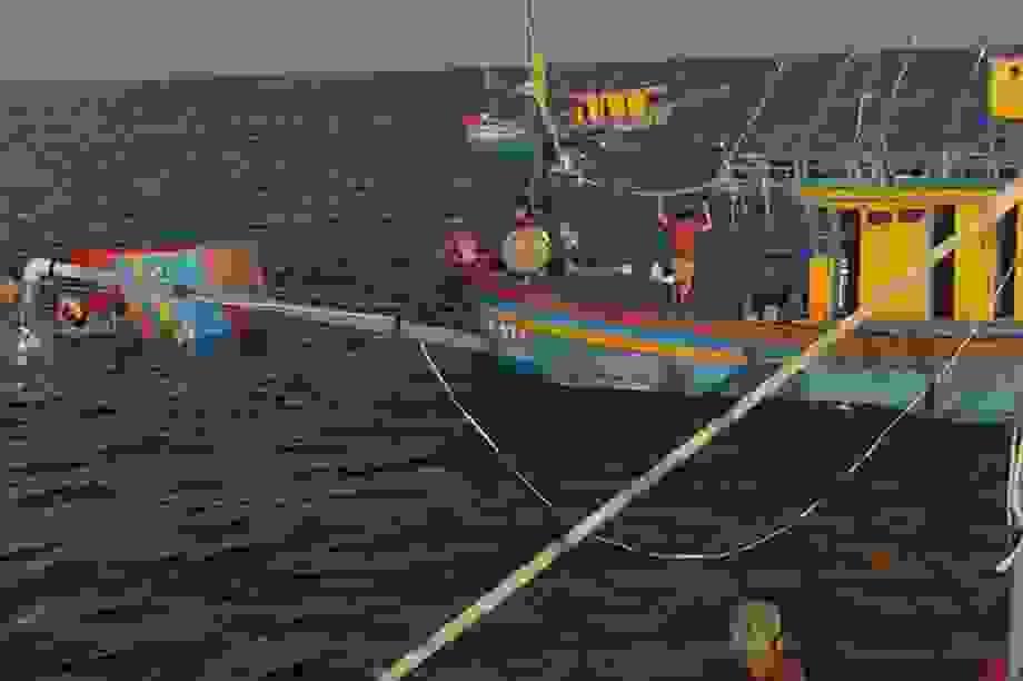 Đề nghị Indonesia xử lý nghiêm vụ làm chìm tàu cá Việt Nam