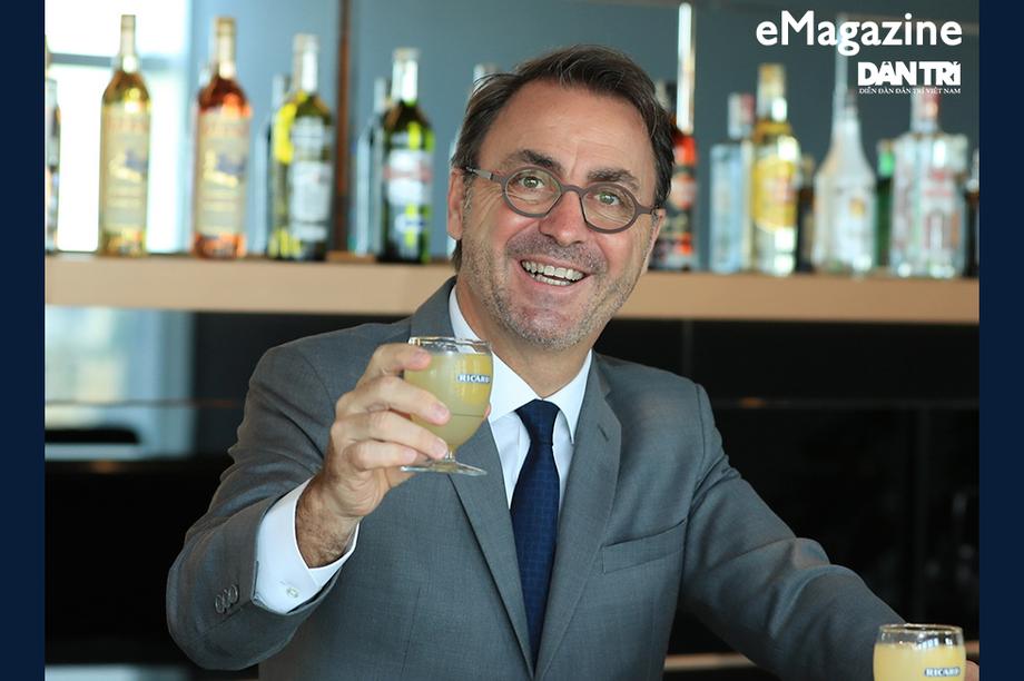 """Pernod Ricard Việt Nam: """"Triết lý kinh doanh gắn chặt với tạo dựng giá trị tốt đẹp""""!"""