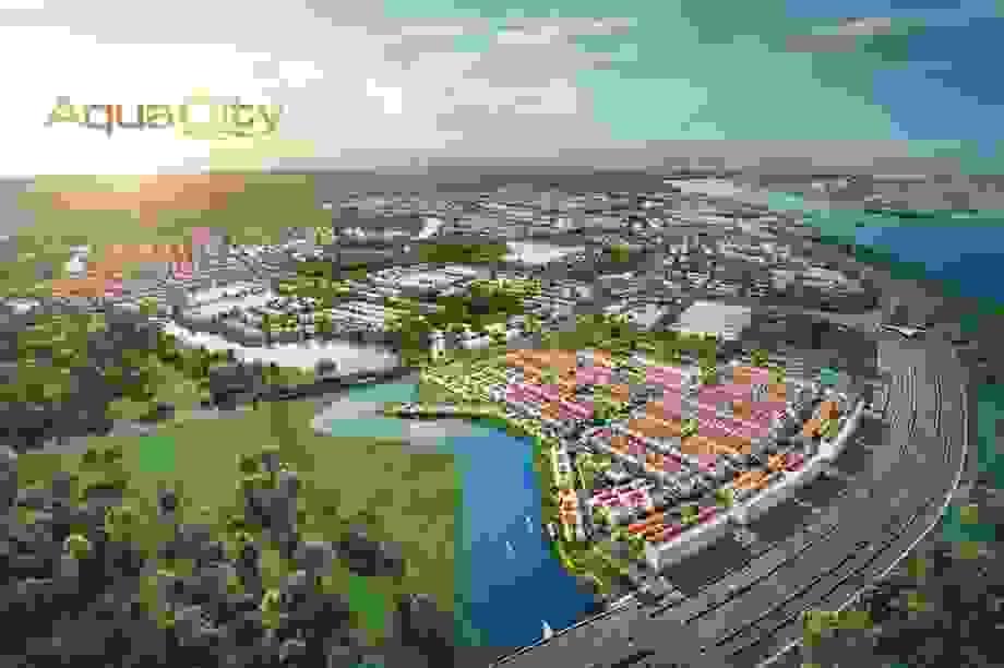 WeEstate ký kết cùng 12 đại lý để phân phối phân khu River Park 1 của Aqua City