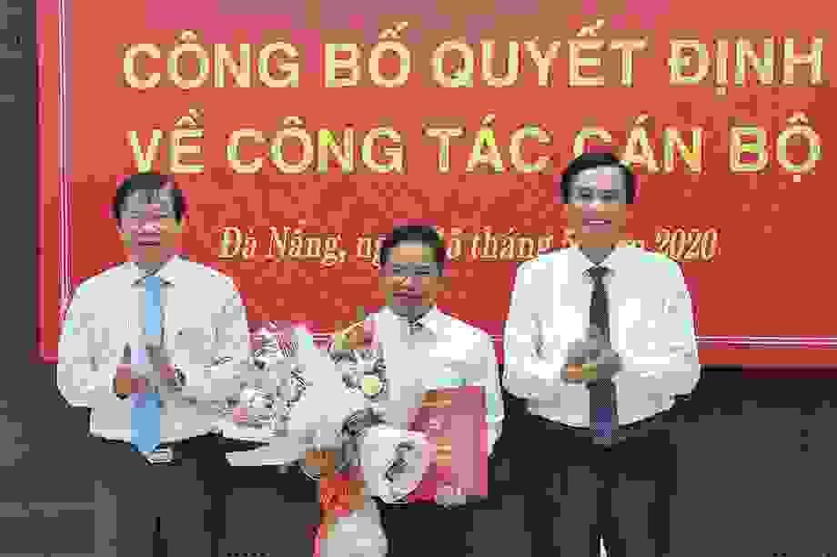 Đà Nẵng: Ông Hoàng Sơn Trà làm Phó Bí thư quận Sơn Trà