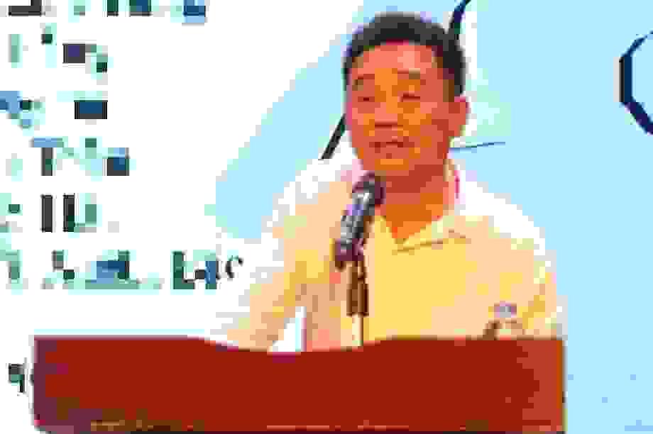 """NSƯT Quốc Khánh: """"Tôi luôn hết mình với vai diễn dù trong hoàn cảnh nào""""."""