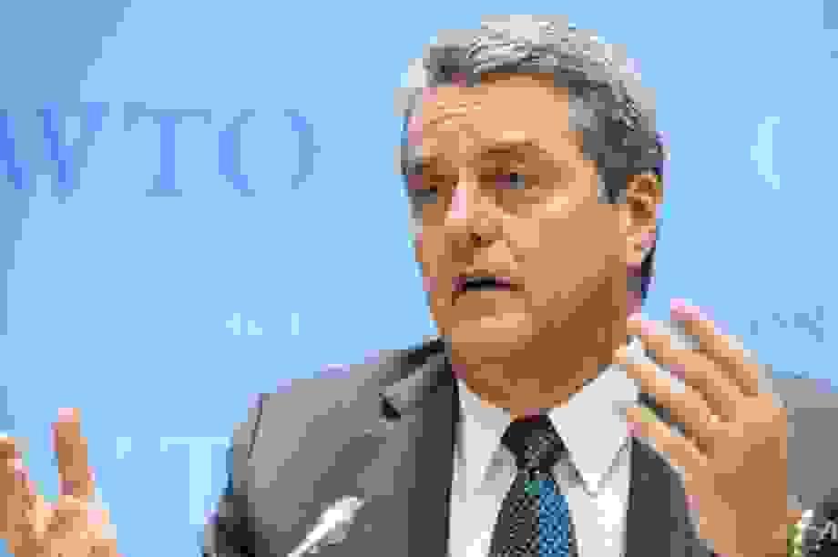 Tổng giám đốc WTO đột ngột từ chức