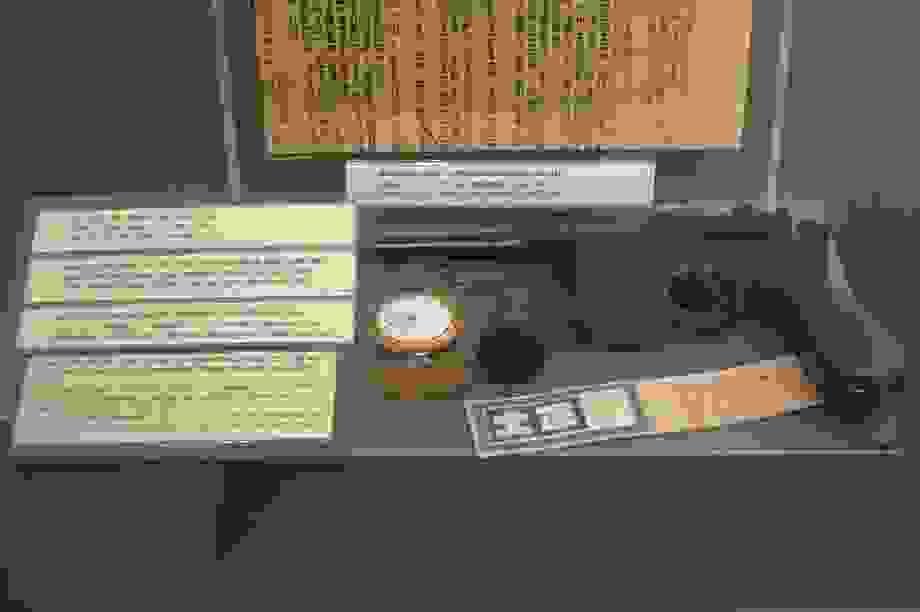 Cận cảnh hai khẩu súng đặc biệt của chiến sĩ bảo vệ Bác Hồ