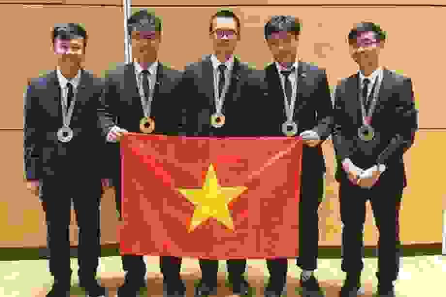 Bộ Giáo dục tiếp tục tổ chức đội tuyển thi Olympic khu vực và quốc tế 2020