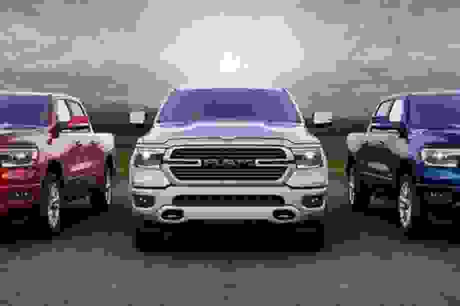 Thị trường ô tô Mỹ: Sự trỗi dậy bất ngờ của phân khúc xe bán tải