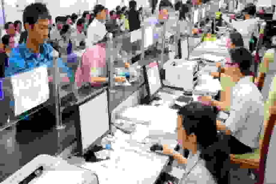 Hơn 3.000 công chức không hoàn thành nhiệm vụ