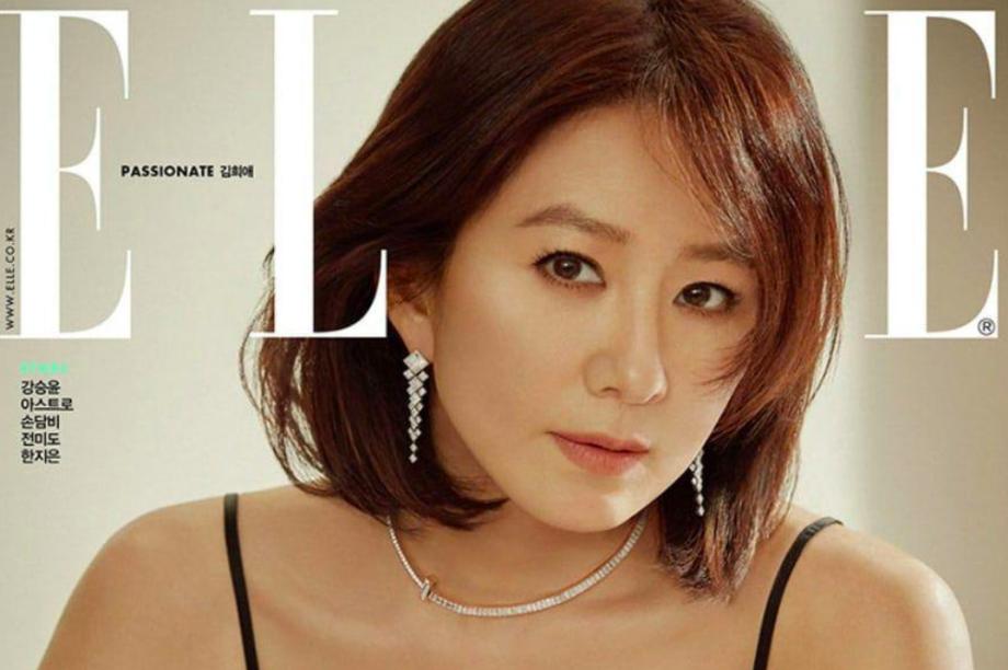 """Kim Hee Ae của """"Thế giới hôn nhân"""" nói gì về nhân vật của mình?"""