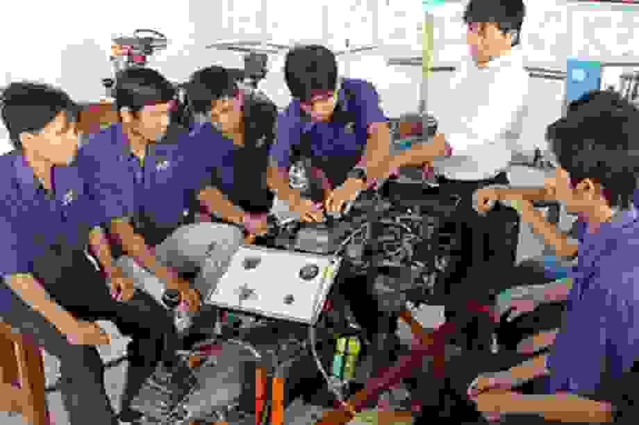 Các cơ sở giáo dục nghề nghiệp tiếp tục giảng dạy, học tập trực tuyến