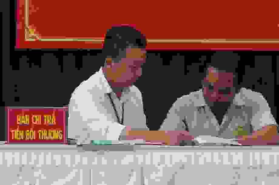 17 hộ dân đầu tiên nhận gần 70 tỷ tiền bồi thường đất sân bay Long Thành