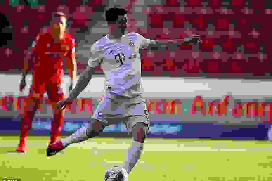 Bayern Munich vững ngôi đầu bảng ở Bundesliga