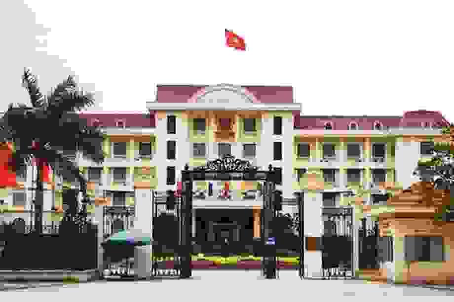Bắc Giang minh bạch xử lý kết luận thanh tra tại dự án Trường bắn Quốc gia