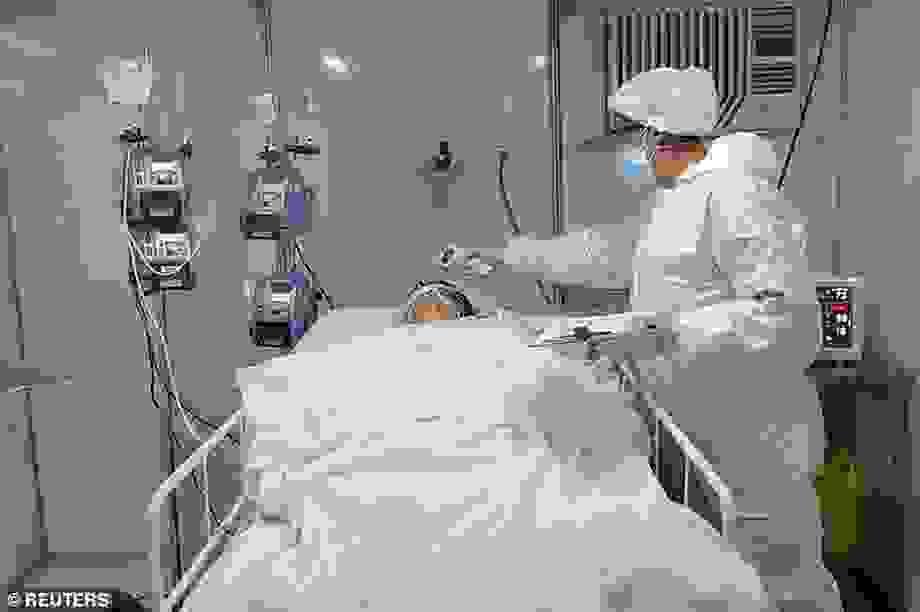 Một phần ba số bệnh nhân Covid-19 nặng bị huyết khối nguy hiểm