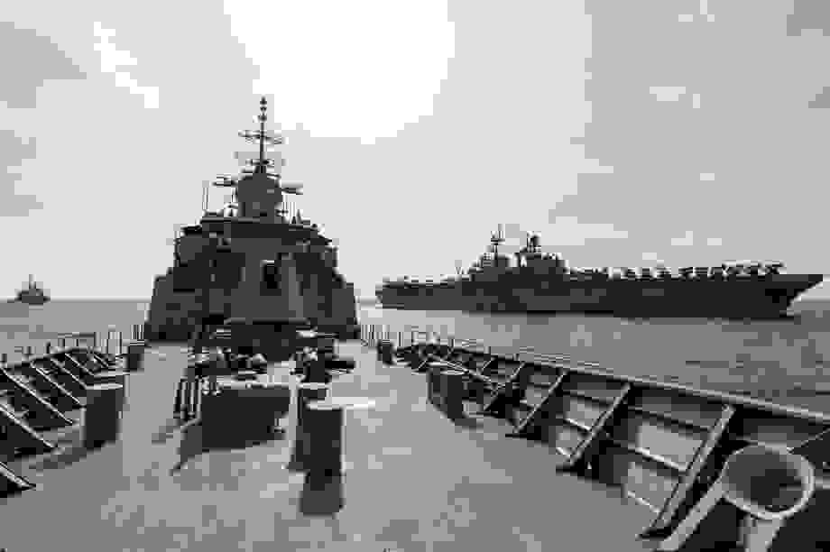 Australia chỉ trích hành vi nguy hiểm của tàu Trung Quốc ở Biển Đông