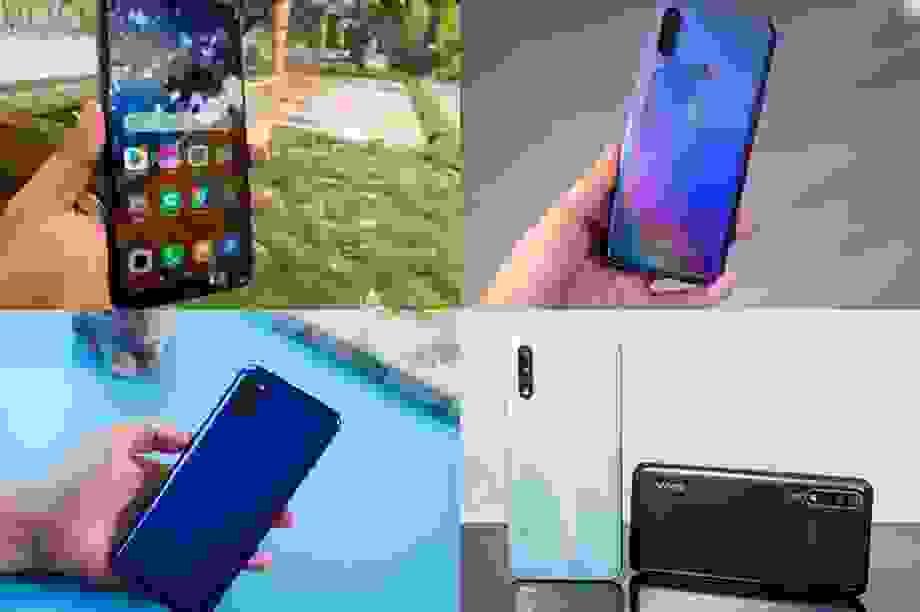 """Loạt smartphone pin lớn, giá """"mềm"""" đáng cân nhắc hiện nay"""